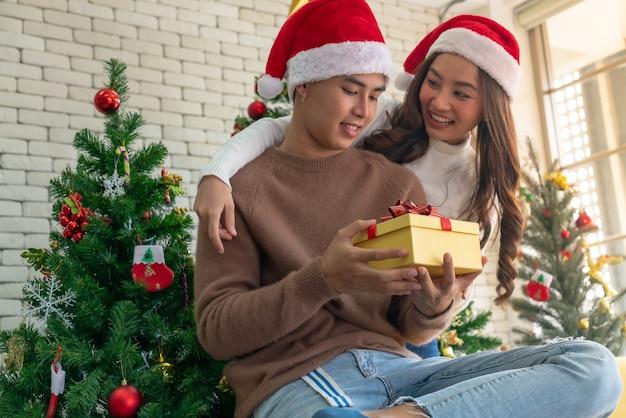 Рождественский подарок-сюрприз