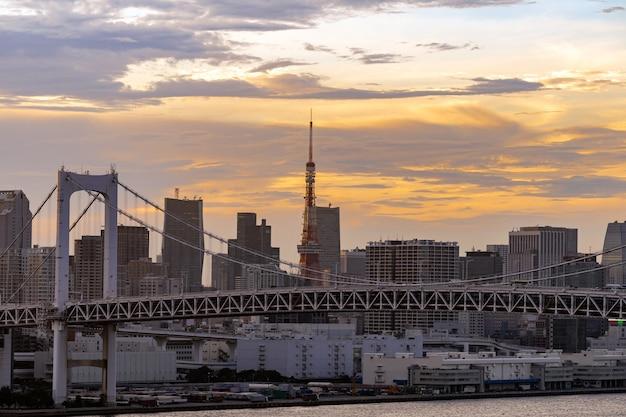 東京タワーレインボーブリッジジャパン