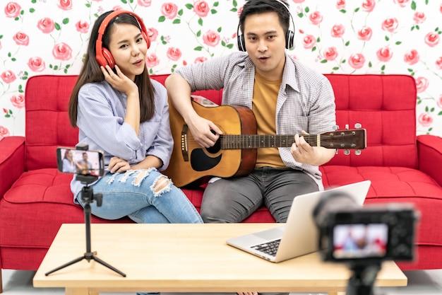 Певцы блогера-блогера