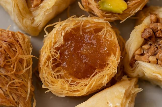 Традиционные ближневосточные сладости
