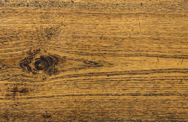 茶色のチーク材のテクスチャ背景