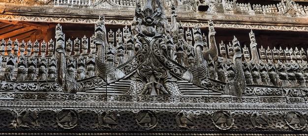 Швенандо монастырь или монастырь золотой дворец