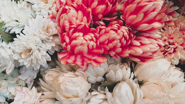 ヴィンテージの花