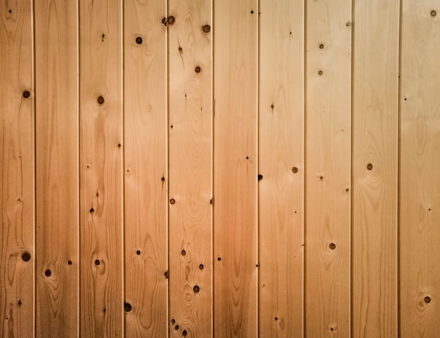 スポットと木製の背景