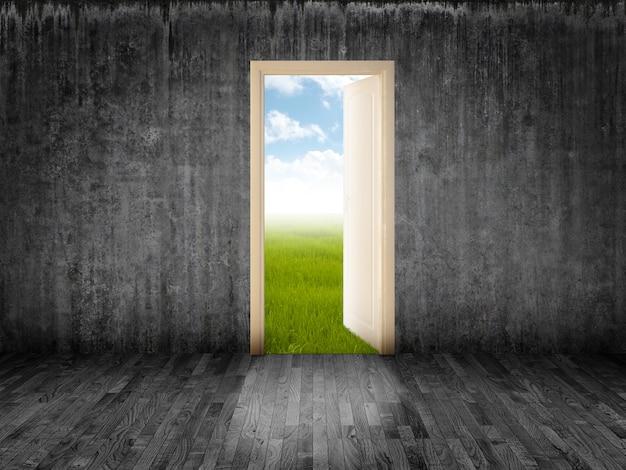 Дверь в рай