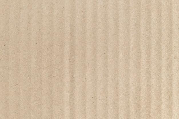 茶色の段ボール紙のパターンと背景のテクスチャ。