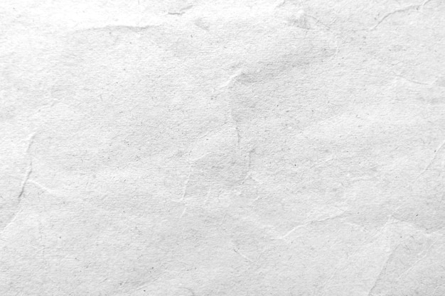 紙のテクスチャしわくちゃの白い紙の背景。