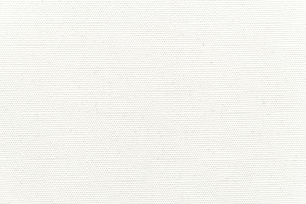 白いキャンバスのテクスチャ背景。閉じる。