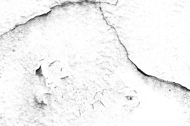 黒と白のテクスチャ抽象的なグランジスタイル。古い表面のヴィンテージの抽象的なテクスチャ。亀裂、傷やチップの質感。