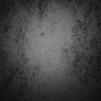 灰色のテクスチャ背景と抽象的な背景暗いビネット枠。ビンテージグランジ背景スタイル。