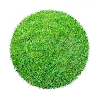背景の緑の芝生のテクスチャです。