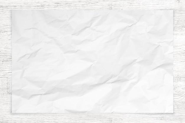 木製の紙の質感が鈍い。