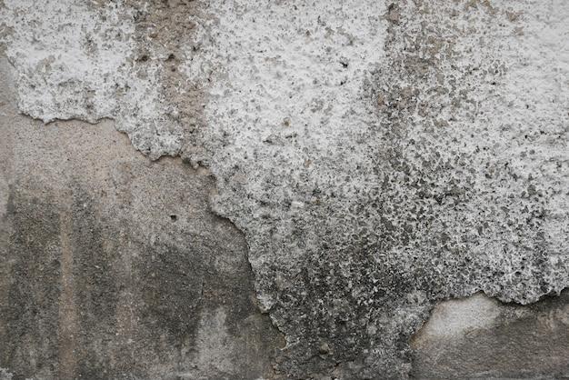 グラステクスチャの背景と古いコンクリートの壁