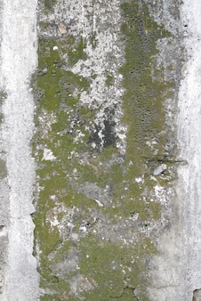 グランジテクスチャとコンクリートの壁