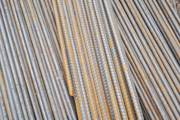 産業建設用鉄金属レールライン材料