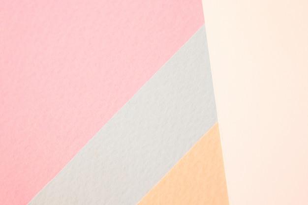 抽象的な紙はカラフルな背景です