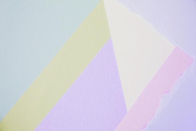 抽象的な紙はカラフルな背景、パステルカラーの壁紙のための創造的なデザインです。