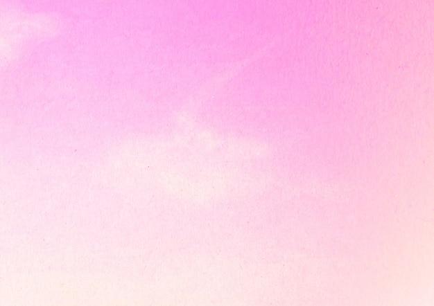 Мягкая облачность - градиентная пастель