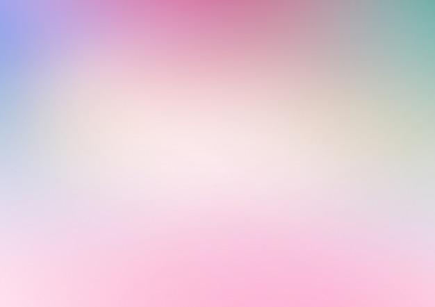 Мягкая облачность - градиентная пастель, абстрактный фон неба в сладком цвете.