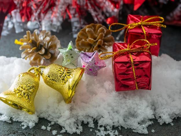 Аксессуары работают в рождество