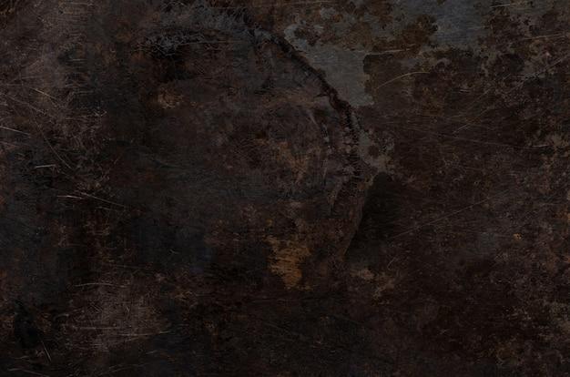 抽象的な汚れた金属のテクスチャ