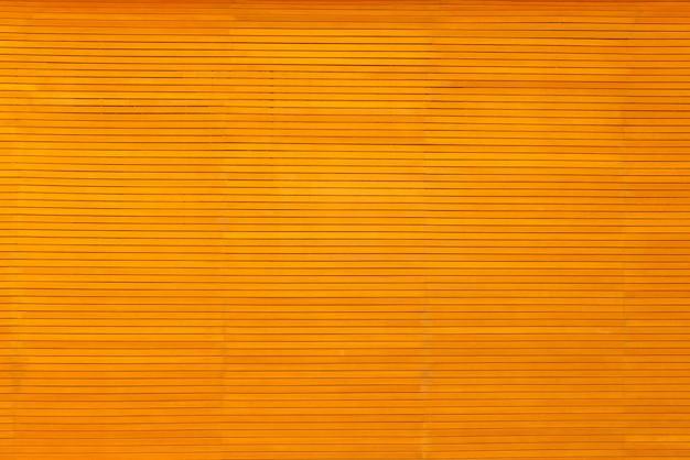 黄色のテクスチャウッドの背景
