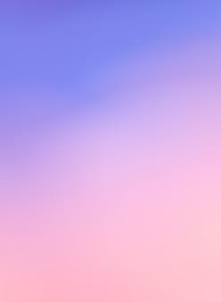 Размыть фиолетовый пастельный цвет фона