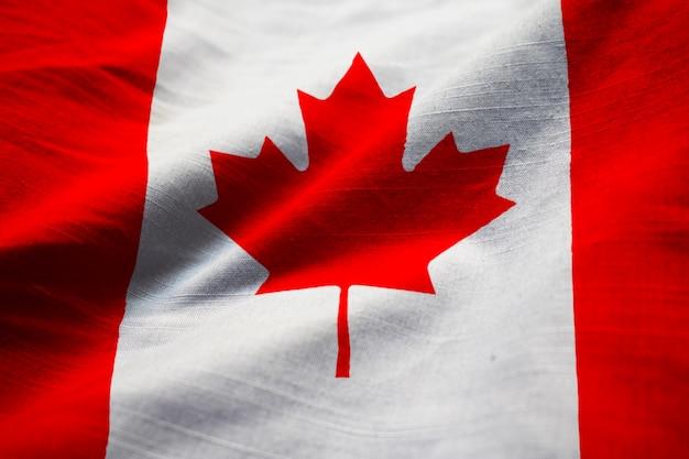 カナダ風の旗、カナダ風の旗