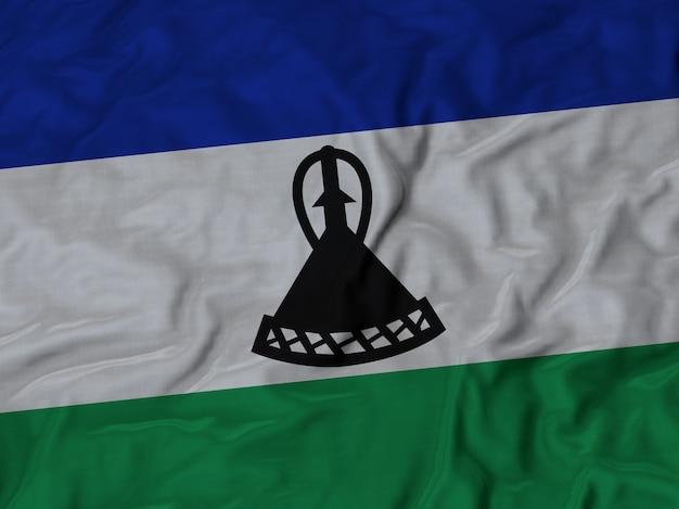 Закрыть флаг раффл-лесото