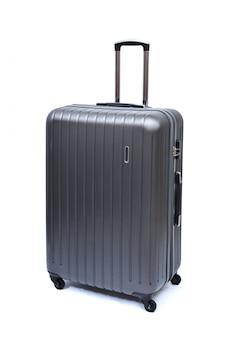 分離された旅行荷物