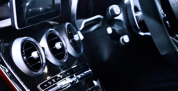 車の換気システムとエアコン