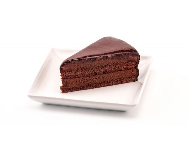 おいしいチョコレートケーキ、スウィートチョコレートケーキスライス