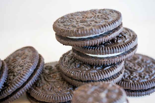 オレオクッキー