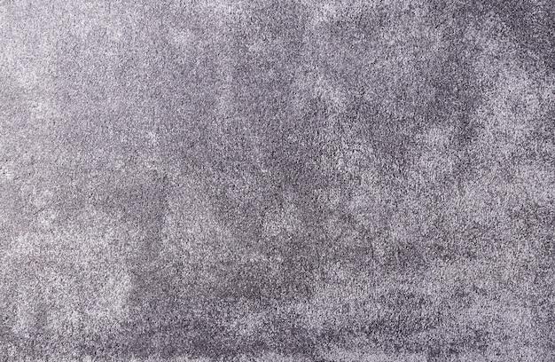 グレーのカーペットの質感