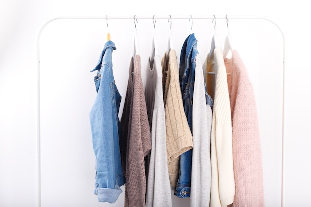 Теплая трикотажная, осенняя, зимняя одежда