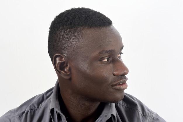 Портрет африканского мужчины