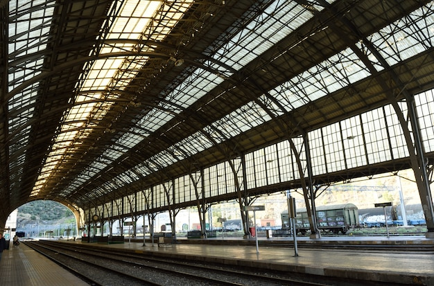 Железнодорожный вокзал портбу