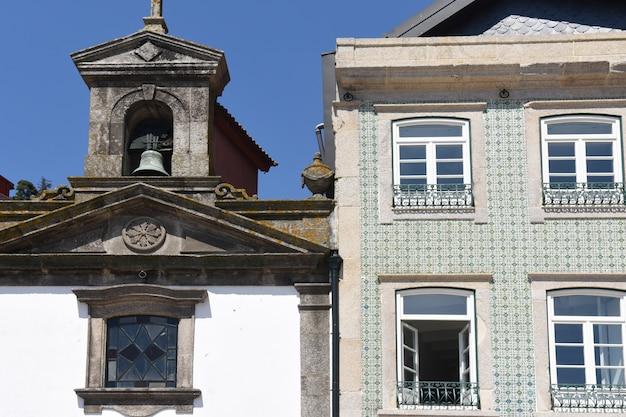 Церковь каис рибьера, порто, потугал