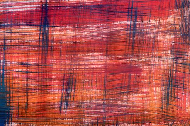 Абстрактное искусство капает акварель