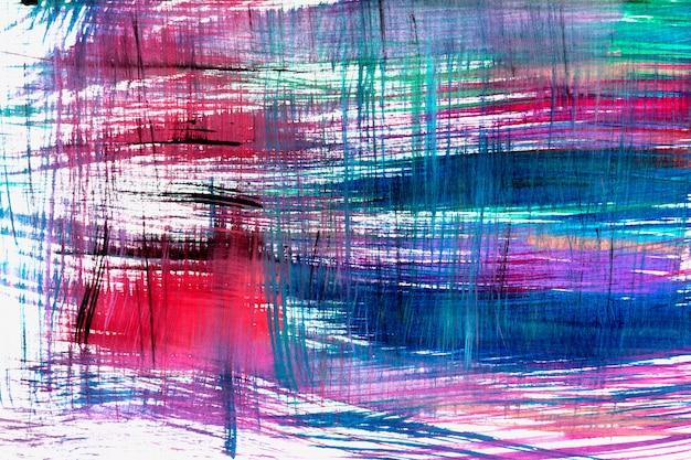 点滴水彩画の抽象芸術