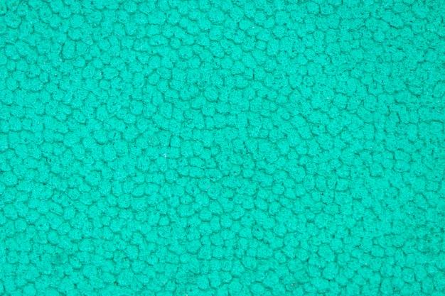 抽象的な背景、緑の床、カーペット、スタジアムのフロアーリング。