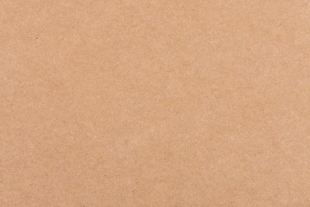 クラフト紙のテクスチャの抽象的な背景