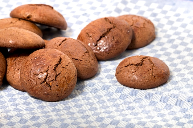 Вкусное печенье рожкового дерева
