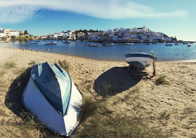 ヨーロッパ、ポルトガルにあるフェラグド村の美しい景色。
