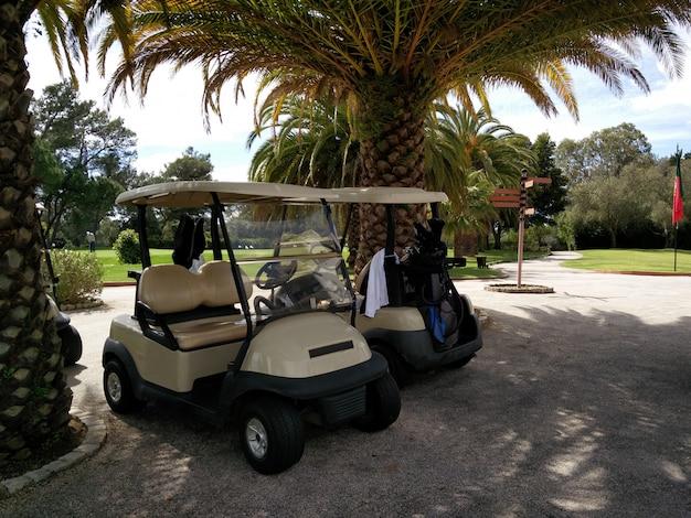 高級ゴルフリゾート