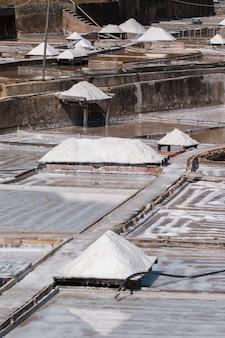 Разведка солевого раствора