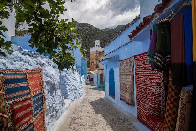 モロッコのカーペット