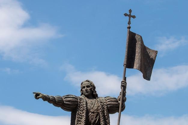 プラザデラスモンハス像