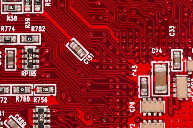 コンピューター回路基板
