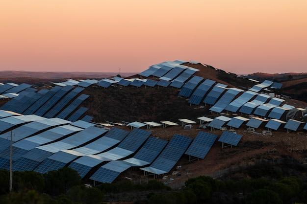 ソーラーパネルの分野